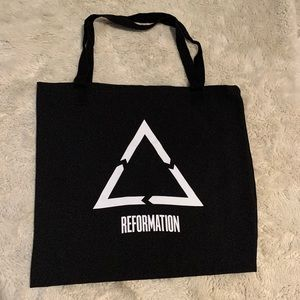 Reformation tote
